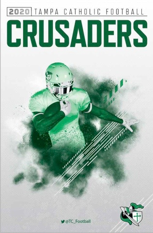 2020 Crusader Football Media Guide