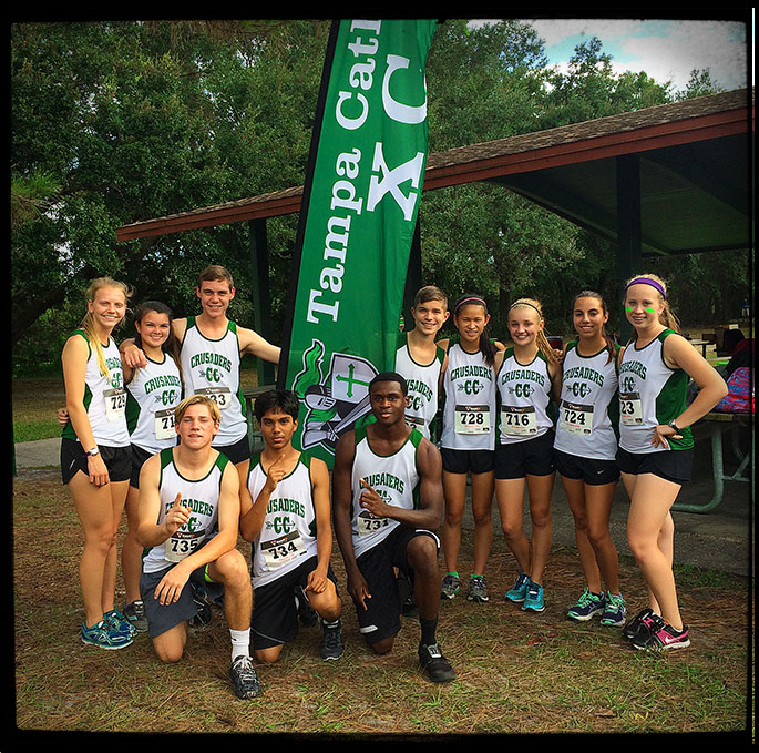 2016-17 Cross Country Team Tryouts & Practices