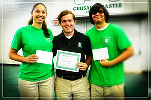 Three TC Students Named in 2018 National Merit Scholarship Program