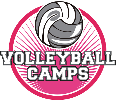 Volleyball Camp Icon