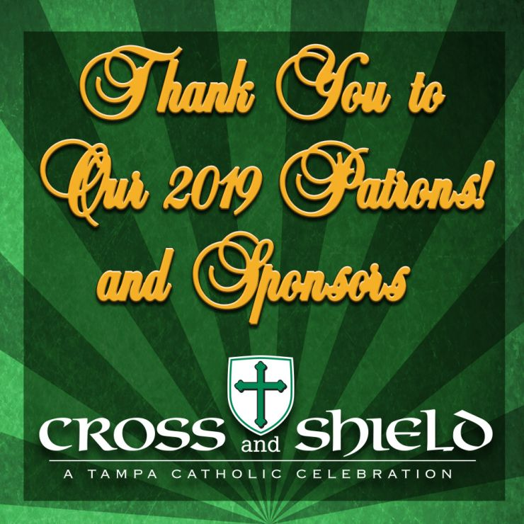 Our Most Successful Gala – Cross & Shield 2019