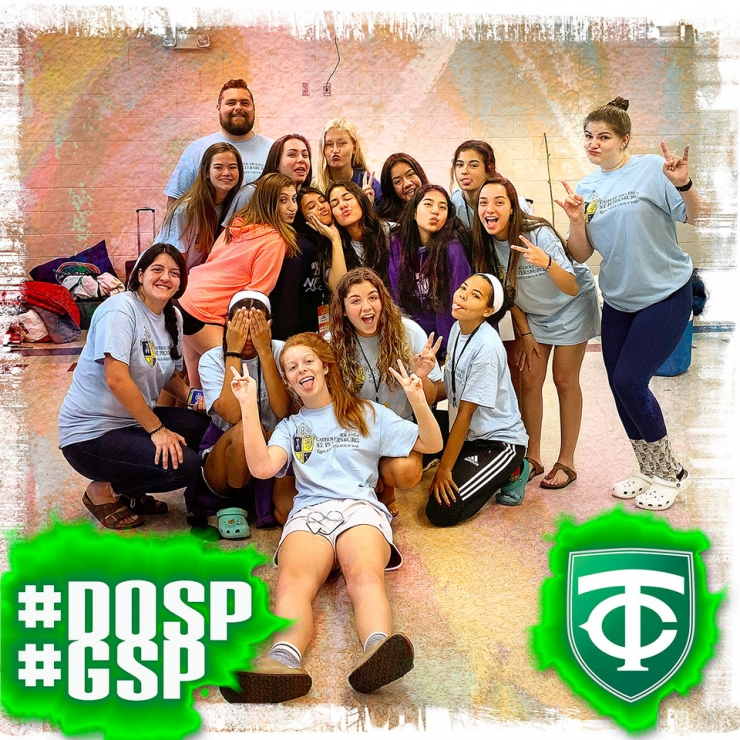 TC Sends Largest Group to GSP Summer Camp