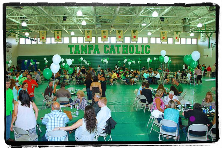 Homecoming for Alumni, Students & Families