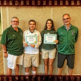 Student-Athletes of the Month and Sports Updates