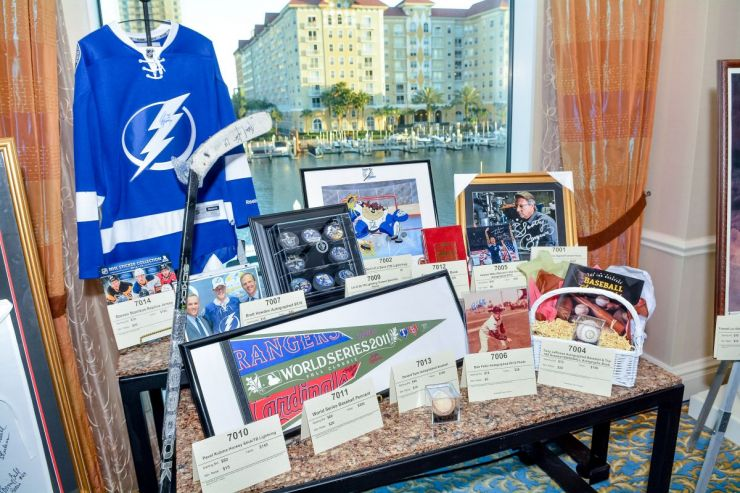 Gala Auction Items Image