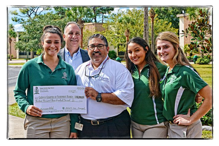 TC Students Offer Check