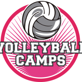 volleyball camps logo