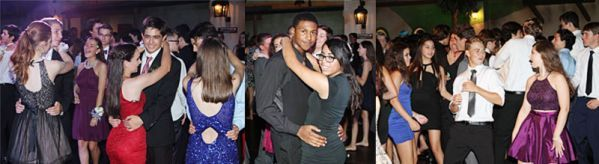 Homecoming Dance Photo Collage