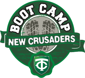 New Crusaders Boot Camp